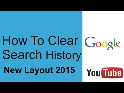 How To Clear Google Search History | Delete search history