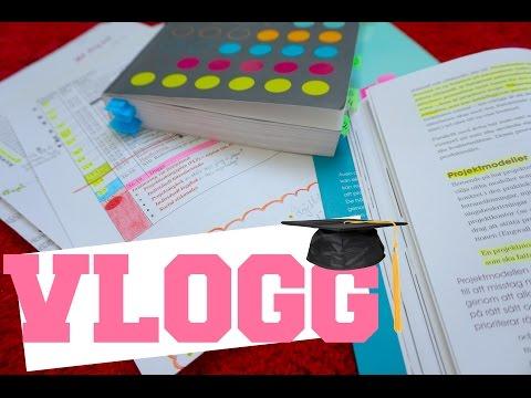 En vecka ur mitt universitetsliv! | VLOGG