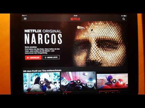 Netflix Filme und Serien downloaden (4K Ultra HD)