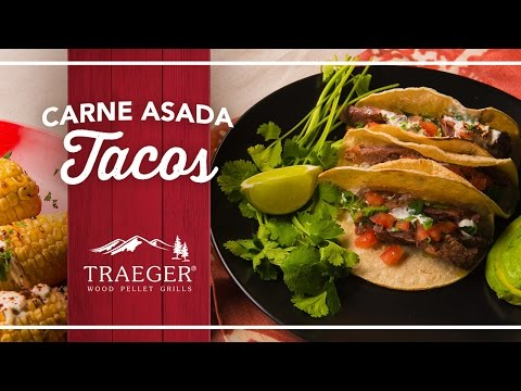 Easy and Quick Tacos Recipe by Traeger Grills