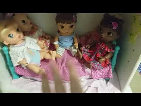 Baby Alive Nursery tour