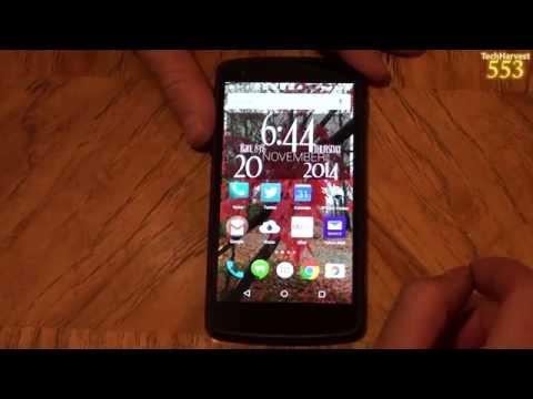 Android 5.0 Lollipop OTA Update: Nexus 5