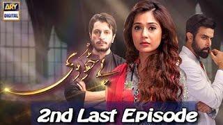 Bay Khudi - 2nd Last Episode -  27th April 2017 - ARY Digital Drama