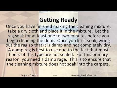 Best Ways to Cleaning Linoleum Floors