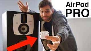AirPods PRO - REVIEWED BY AN AUDIO NERD