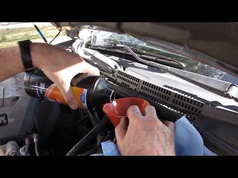 DIY 2003 Acura TL brake bleed