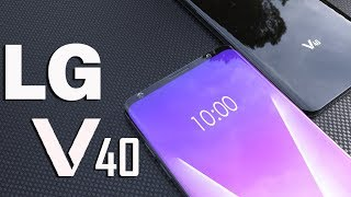 LG V40 Introduction Concept Trailer With Specifications,85% Screen to Body Ratio, Simply Stunning!!