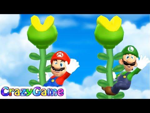 Mario Party 9 Step It Up - Mario vs Luigi Master Difficult Gameplay | CRAZYGAMINGHUB