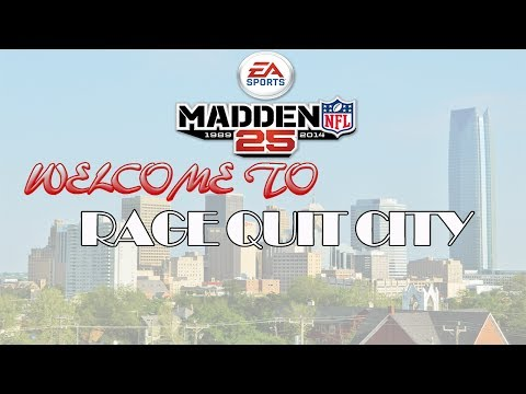 Madden 25 Ultimate Team: Welcome To Rage Quit City