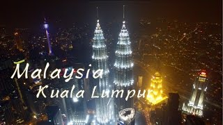 The Heart of Malaysia - Kuala Lumpur drone video in 4K 馬來西亞吉隆坡