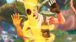 BANANA ORIGIN STORY *Life of Peely* (A Fortnite Short Film)