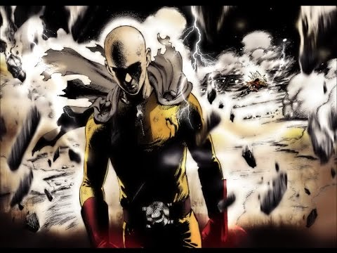 One Punch Man AMV Saitama VS Boros Final figth /capitulo 12/