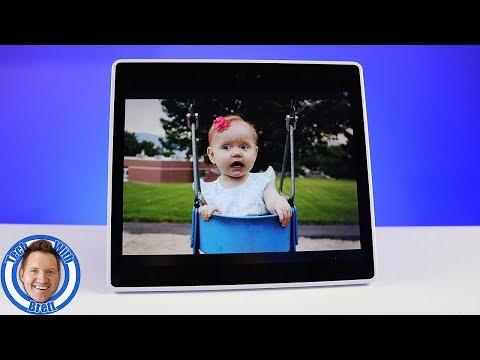 iHoment Digital Photo Frame Tutorial & Review