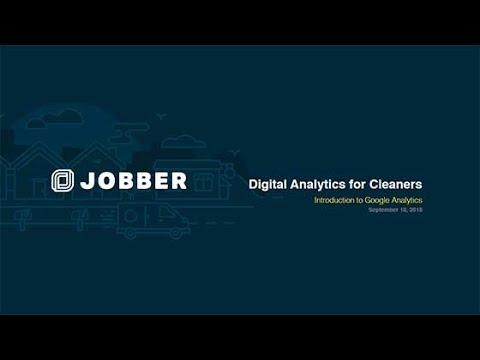 5 Key Reports to Make Sense of Google Analytics Data presented by Jobber