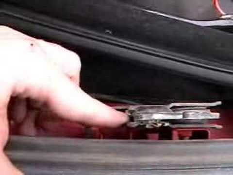 BMW Top Repair (E36) MillerTimeBMW - DIY 3
