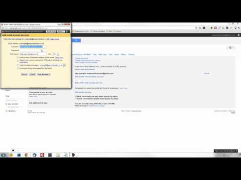 IMAP / POP3 Email Setup in Gmail (Google Mail) Easy Domains