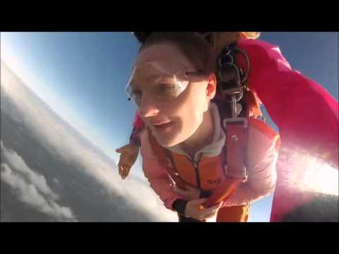 Skydiving Experience in Mauritius