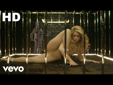Xxx Mp4 Shakira She Wolf Official Music Video 3gp Sex