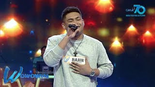 """Wowowin: Magnus Haven sings their ultimate hugot song, """"Imahe"""""""