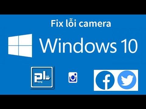 Fix lỗi webcam or camera facebook skype Laptop Phong Linh