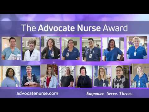 #TheAdvocateNurse: Meet our 2018 Advocate Nurse of the Year winners