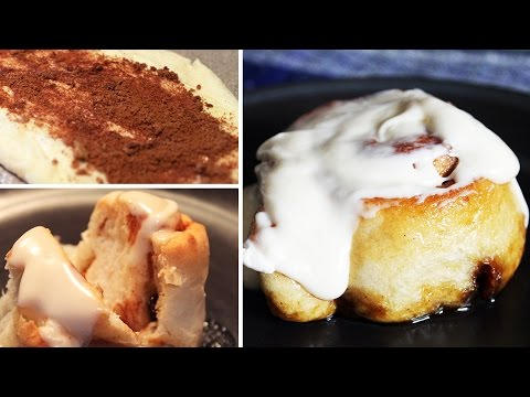 Gooey Vegan Cinnamon Rolls with Cream Cheese Icing Recipe | Mary's Test Kitchen