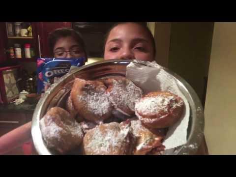 How To Make Fried Oreos | Homemade Pancake Mix