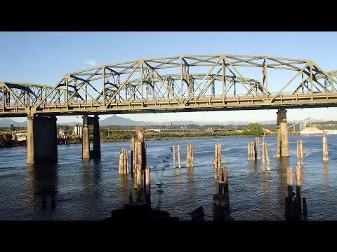 Portland Oregon-to-Vancouver BC by train-#4: Seattle-Everett-Mt.Vernon-Bellingham 2015-06-08