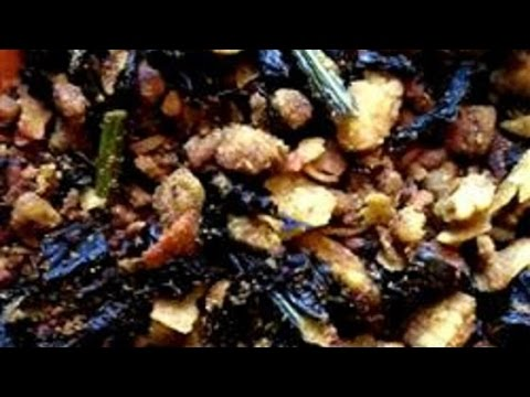 Easy Crunchy Curried Kale Recipe