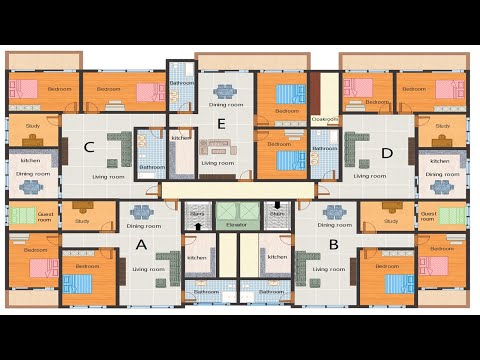 How to Create a Floor Plan with Edraw