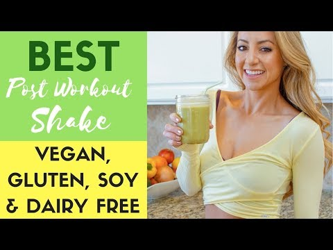 BEST Post-Workout Shake using Vivo Life Protein || VEGAN, GLUTEN, SOY & DAIRY FREE
