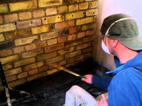 Acid Washing Brickwork