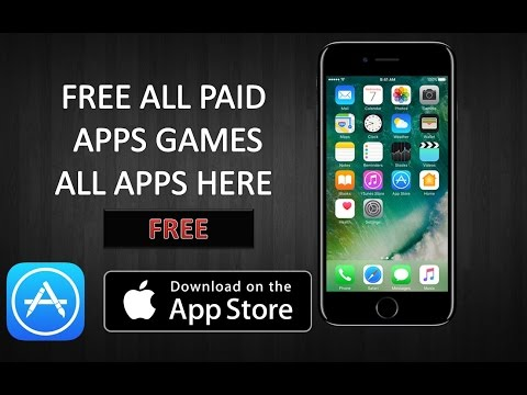 Get FREE PAID APPS/Games Free WITHOUT JAILBREAK/COMPUTER (iOS 10 - 10.1.1/10.2 & 9 ,iPhone,iPad,iPod