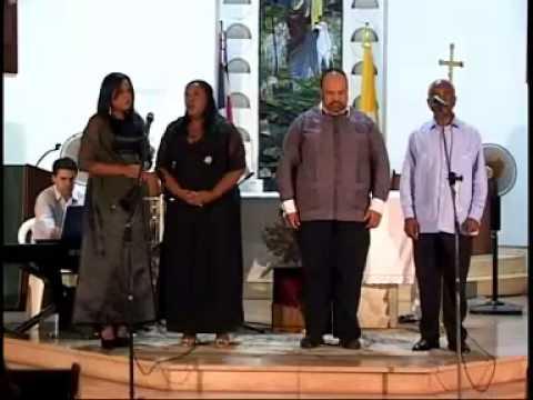 Ave Verum - coro Concierto sacro Parroquia Buen pastor 2012