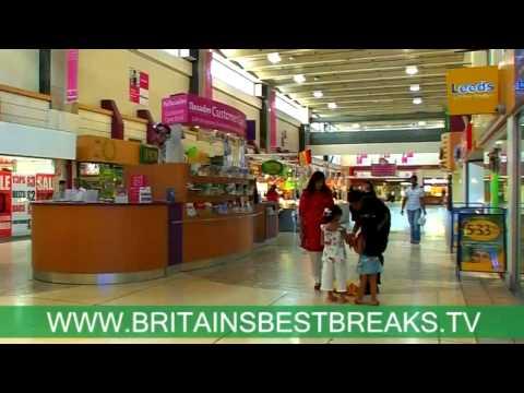 Britain's Best Breaks ~ Birmingham [HD] ~ The Pallasades Shopping Centre