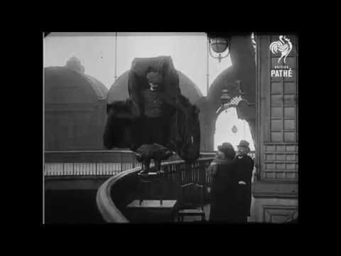 1912 Death Jump - The First Wing Suit Flight