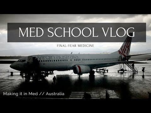 LIFE IN MED SCHOOL | WEEKEND - How I Find TIME TO STUDY // Australia