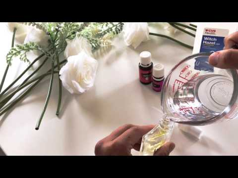 Her Perfume DIY with Young Living Oils