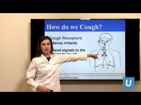 Chronic Cough Treatment for Children - Mindy Ross, MD | UCLAMDCHAT Webinars