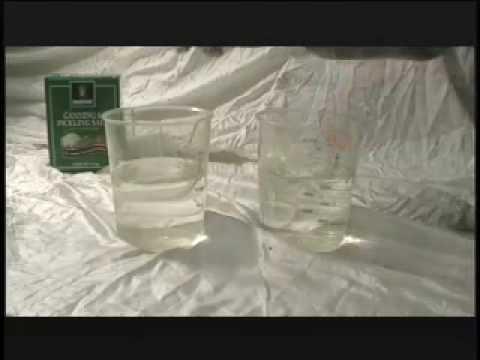 Salinity - Density Demonstration