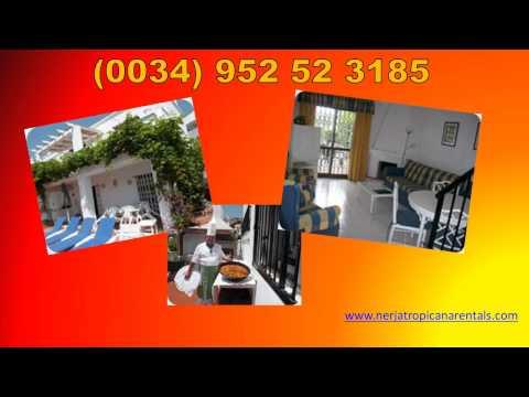 Spanish Villas to Rent Nerja - (0034) 952 52 3185 - Tropicana has Spanish Villas to Rent  in Nerja