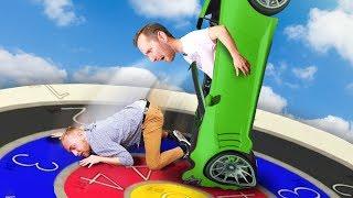 EXTREME CAR DARTS! | GTA 5 [Ep 9]