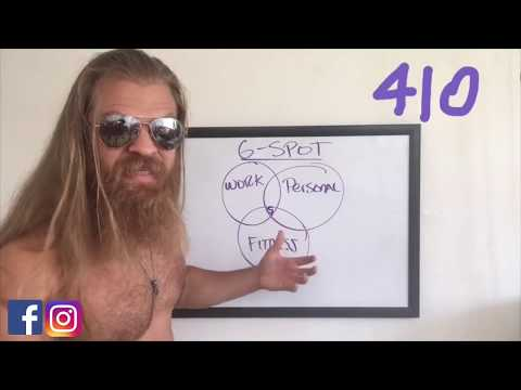 I FOUND THE G-SPOT! (Pyramids Don't Work) | Daily Swole 410