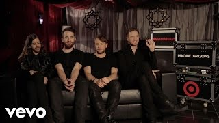 Imagine Dragons - Live Commercial (Behind The Scenes)