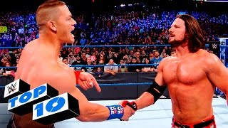Top 10 SmackDown LIVE moments: WWE Top 10, Dec. 27, 2016