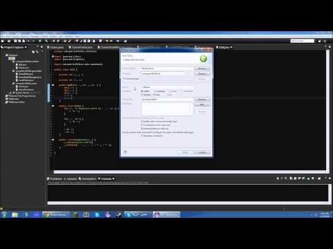 Java Programming Time Lapse - Breakout