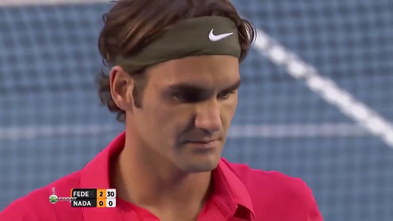 Federer vs. Nadal - Australian Open 2012 SF EXTENDED Highlights [HD]