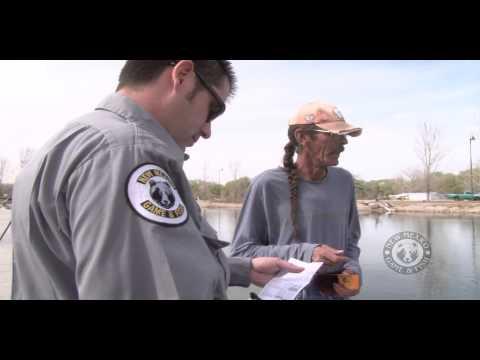New Fishing License Year Begins April 1