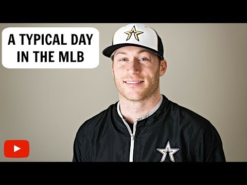 A Typical Day in the MLB?