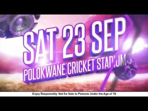 Lets go #ForeverRocking with #DStvIRock music festival! #IRockLimpopo #IRockPolokwane